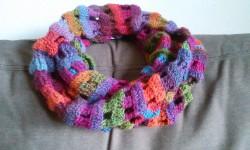 Ruitjes sjaal